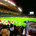 翔太の休日①サッカー日本代表戦11/15(火)