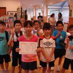 ジュニアオレンジボールゲーム練習会