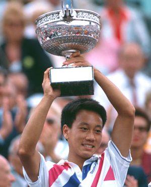 好きなテニス選手は誰ですか?